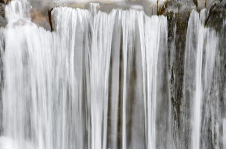 Little waterfall in Ordesa National Park, Pyrenees, Huesca, Aragon, Spain Stock Photo - 16183110