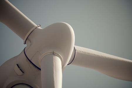 windturbine: Windmill for electric power production, Zaragoza Province, Aragon, Spain