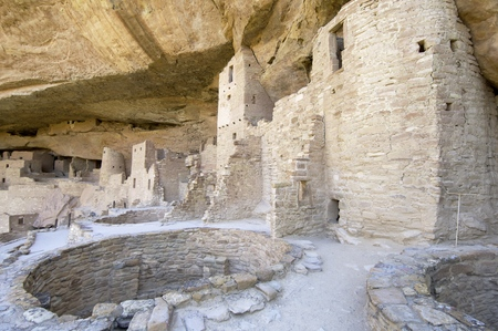Mesa Verde National Park, Colorado, United States. photo