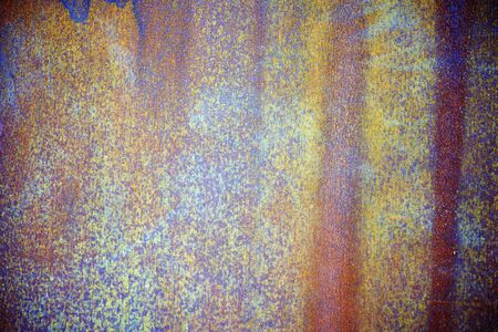 rusty metallic surface background in high resolution photo
