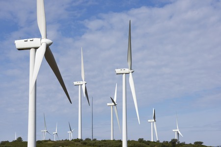 windturbines: windmills for renewable electric energy production