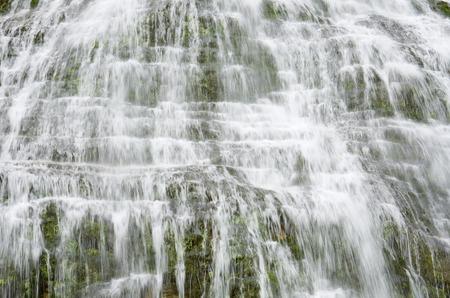 ordesa: Cola de Caballo waterfall in Ordesa National Park, Pyrenees, Huesca, Aragon, Spain