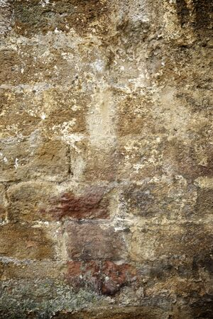 high resolution: Stone wall background at high resolution