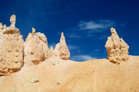 pin�culo: Pinnacle en el Parque Nacional Bryce Canyon, Utah, EEUU