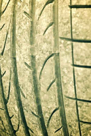 dirty car: Close up of a car dirty tire. Stock Photo
