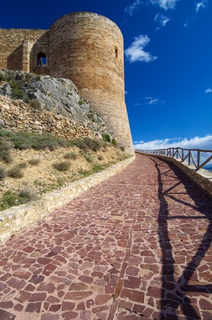 zaragoza: Arandiga castle, Zaragoza Province, Aragon, Spain.