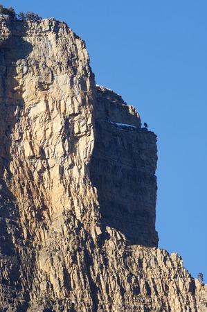 ordesa: Gallinero wall, Ordesa National Park, Pyrenees, Huesca, Aragon, Spain