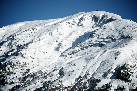 La Raca Peak in Canfranc Valley, Aragon, Huesca, Spain.