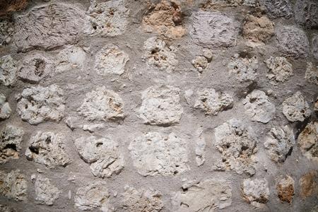 Stone wall background at high resolution Standard-Bild - 124235337