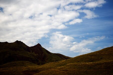 Peaks in Oza Valley, Pyrenees in Spain. 版權商用圖片