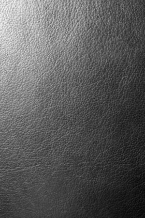 Close-up of a natural leather fabric.