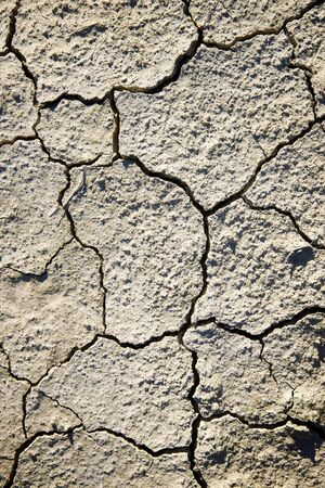 Background in high resolution created with drought land. Stock Photo - 142510782