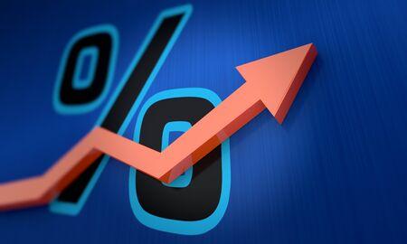Percent growth  photo