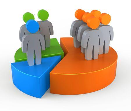 Teamwork concept Фото со стока - 19158670