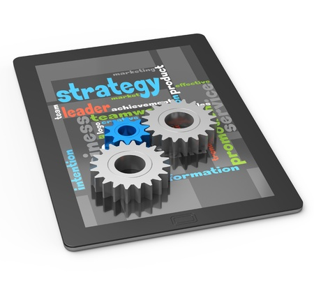 Strategy marketing photo