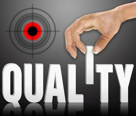control de calidad: El concepto de control de calidad como fondo
