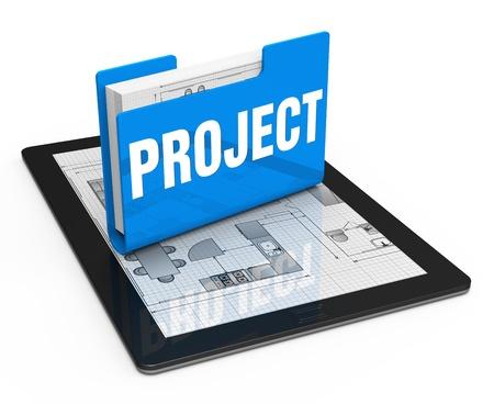 construction management: Business development project as a concept