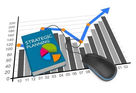 strategic: The book on strategic planning
