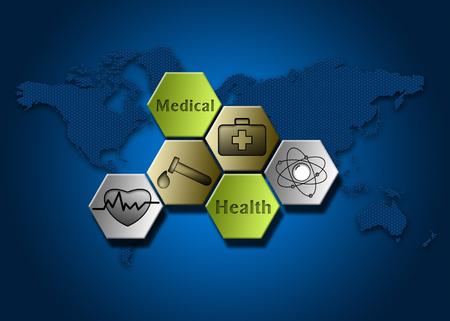navigation aid: Medical and health background as concept