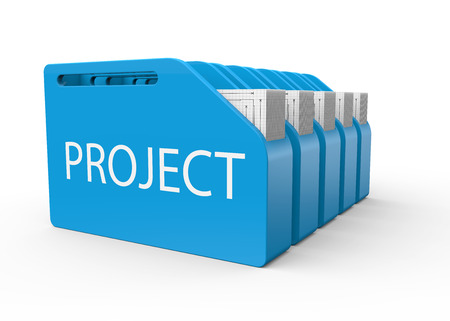 sales process: Business development project as a concept