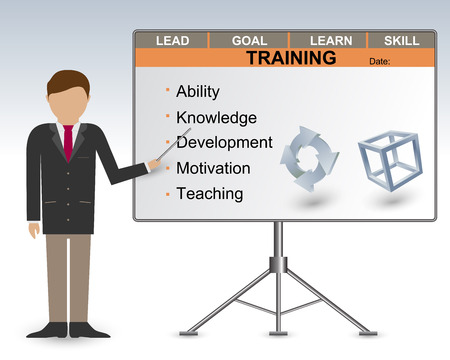 Teaching and manager training business development