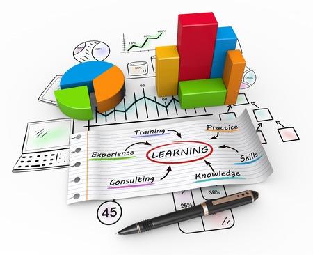 학습 및 개념 개발 스톡 콘텐츠 - 33237784