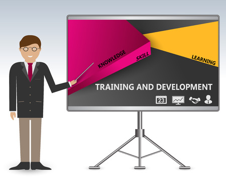 leadership development: Teaching and manager training business development