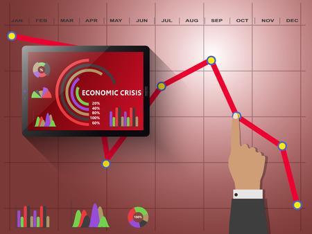 global economic crisis: Economic crisis on the global market