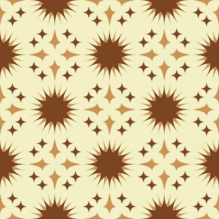 abstract seamless: Abstract seamless pattern with geometric ornaments
