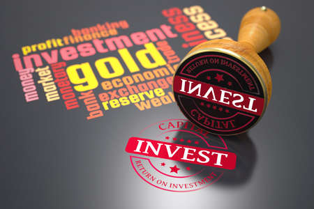 Invest in gold in financial markets commodities