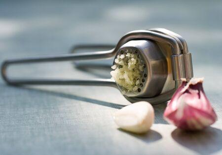 Crush Garlic Stock Photos & Pictures. Royalty Free Crush Garlic ...