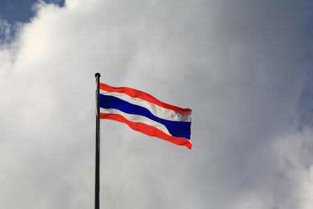constitutional: Flag of Thailand
