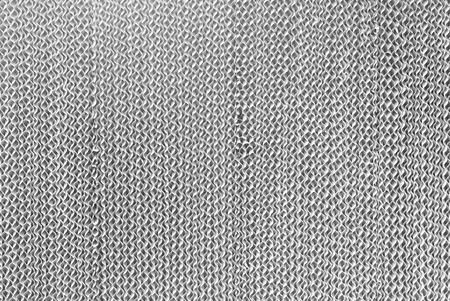 Aluminum fins of fancoil unit for air condition photo
