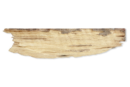 old plank wood isolated on white background Reklamní fotografie - 36296915