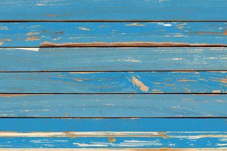 fondo vintage azul: Vintage pared de madera de fondo azul Foto de archivo