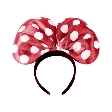 headbands isolated on a white background photo