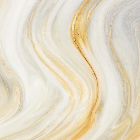 抽象的なアクリル塗装波と創造的な背景