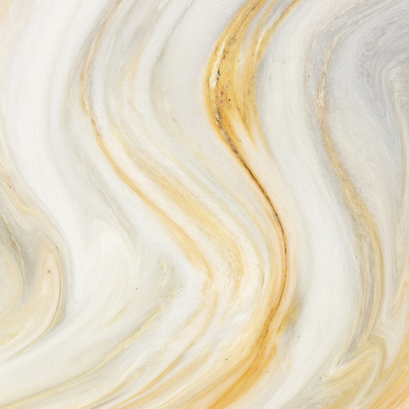 craft on marble: Creative background with abstract acrylic painted waves Stock Photo