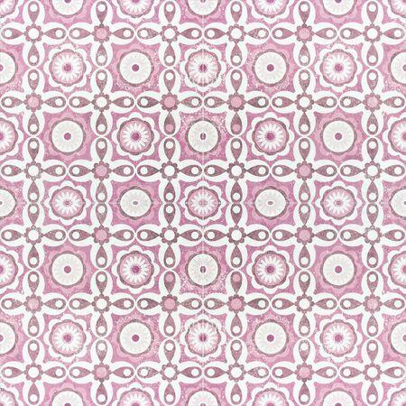 floor tiles: Old ceramic tiles patterns.