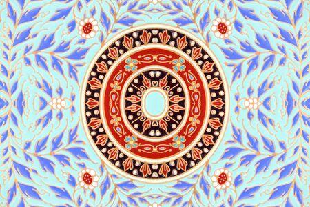 mosaic background: colorful tiles,mosaic,ceramic background; texture of ceramic dish