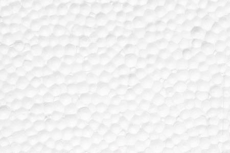 Polystyrene ,Styrofoam foam texture background Stock Photo