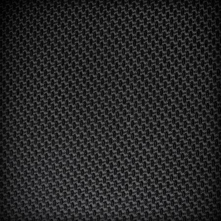black leather texture: black leather texture for background Stock Photo