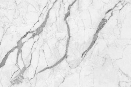 White marble texture background pattern Imagens