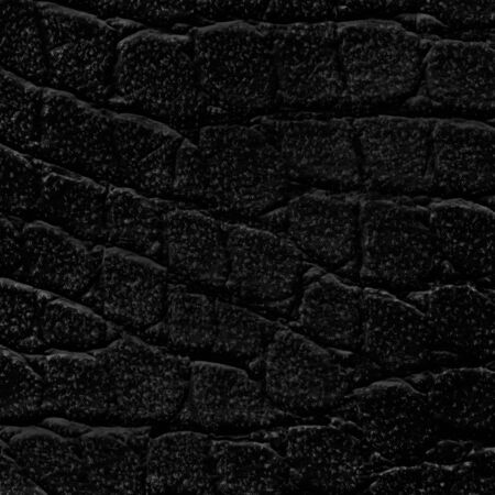 leatherette: black leatherette texture for background