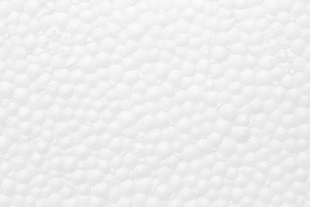 Polystyrene foam texture background Stock Photo