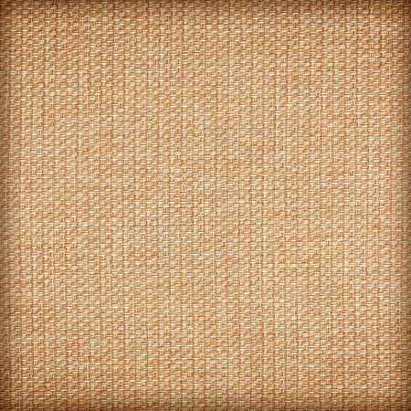 Natural sackcloth texture background. Stock Photo
