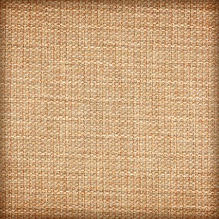 Natural sackcloth texture background. Reklamní fotografie