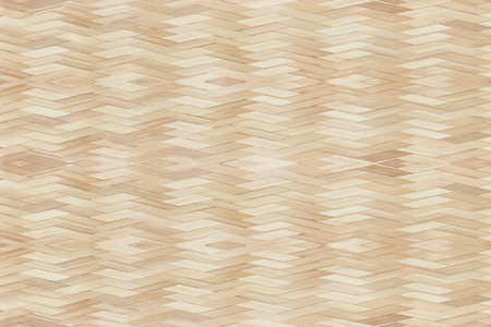close up woven bamboo pattern background
