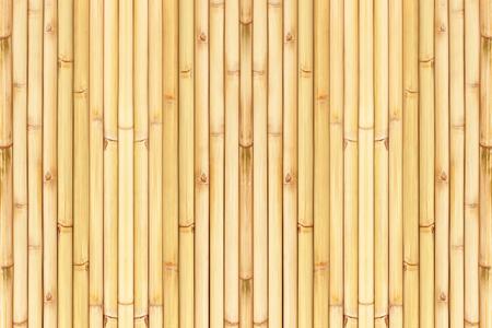 Stary bambusowy płot tło; Stary naturalny bambusowy płot tekstura tło