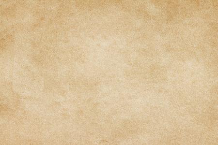古い紙のテクスチャ。ヴィンテージ紙の背景やテクスチャ;茶色の紙の質感 写真素材